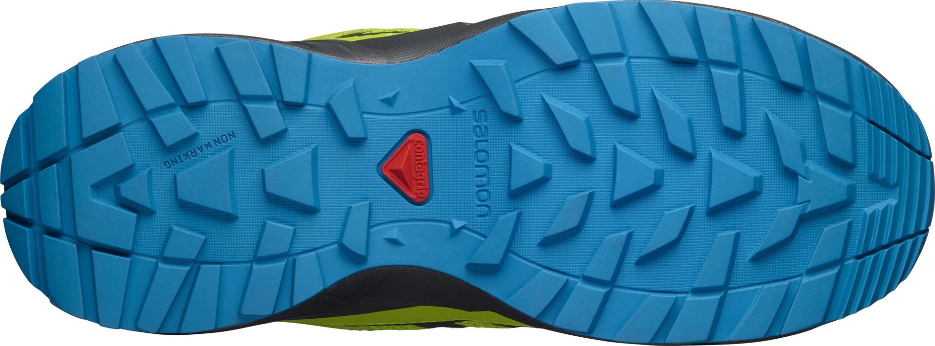 Salomon XA Elevate Shoes Kinder acid limeurban chichawaiian surf